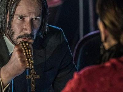 What Keanu Reeves Really Hoped To Accomplish With John Wick: Chapter 3