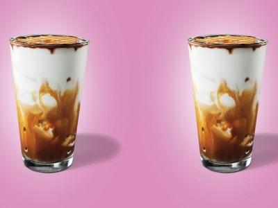 How Long Will Starbucks' Iced Cocoa Cloud Macchiato Be Available? Get Ready To Keep Sipping