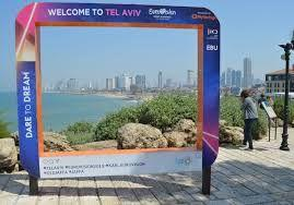 Tel Aviv keeps an eye on tourism boom with 'amazing' Eurovision week