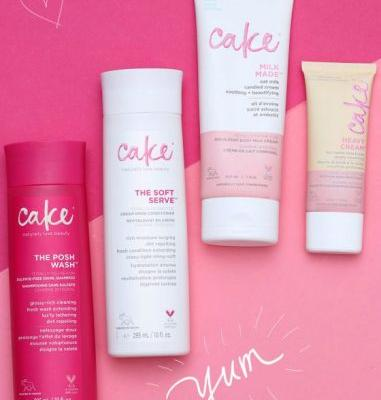Introducing Cake Beauty! (And Body Products That Smell Like Dessert)