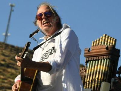 Neil Young Sues To Stop Trump Campaign From Using His Songs