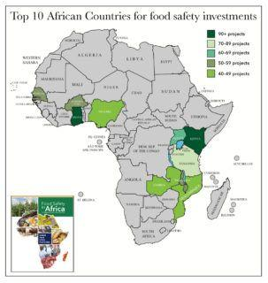 GFSP calls for more domestic food safety investments in African countries