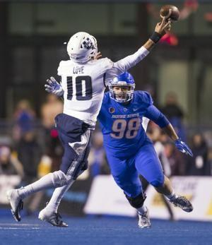 Boise State beats Utah State, gets Mountain West title shot