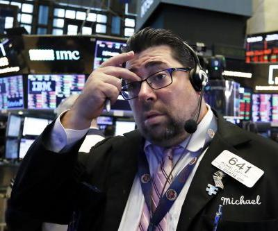 Dow plunges 545 points one day after 800 point loss; two-day loss largest since February