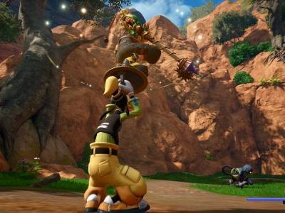 Kingdom Hearts 3's Newest Clips Focus On Bonus Keyblades