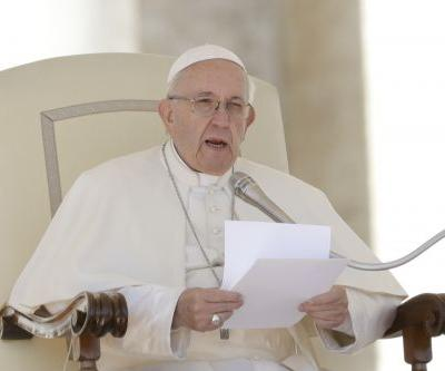 Pope asks Chinese Catholics to reconcile hoping to heal wounds