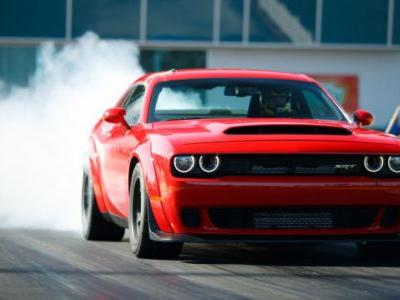 There Are Somehow Still New 2018 Dodge Challenger SRT Demons For Sale