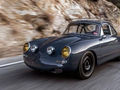 This Stunning Porsche 356 Hides An AWD Chassis From A 911