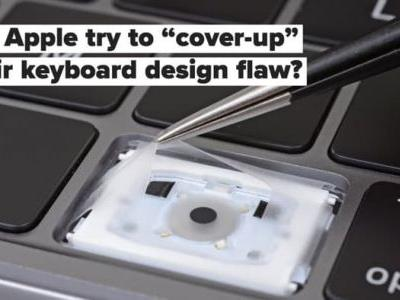 Here Is How Apple Fixed Their MacBook Pro Keyboard