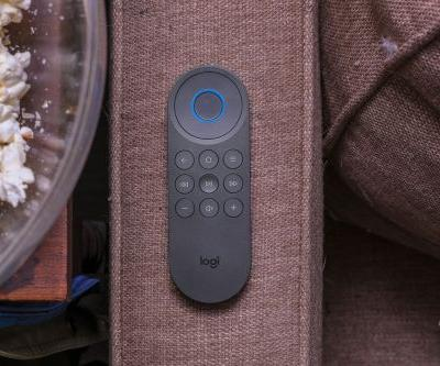 Logitech's new $250 Harmony Express remote puts Alexa in control