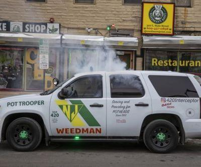 New Jersey Becomes The First Mid-Atlantic State To 'Free the Weed'