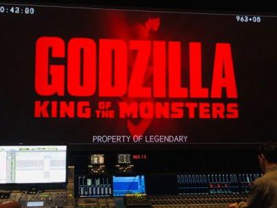 Godzilla: King of the Monsters is Complete Six Months Before Release!