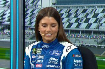 Danica Patrick Interview at Daytona Media Day | NASCAR RACE HUB