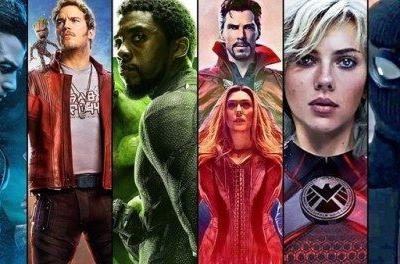 There Are Now 7 MCU Movies Planned After Avengers: EndgameMarvel