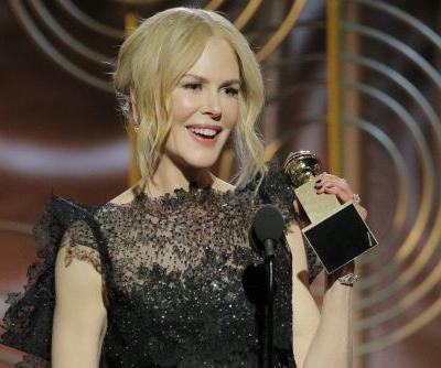 Nicole Kidman lands rights to 'Big Little Lies' author's new book