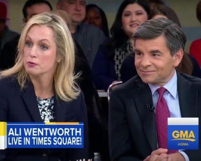 George Stephanopoulos is Apparently Having a Staggering Amount of Sex
