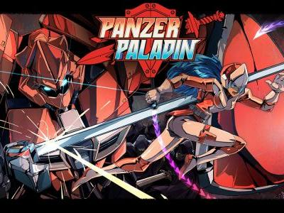 It's mechs versus demons in Panzer Paladin, the latest from Tribute Games