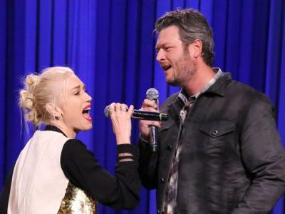 Now That's a Hella Good Collab: Gwen Stefani and Blake Shelton Team up to Perform a No Doubt Song!