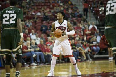 UNLV falls in 77-64 loss to San Diego State