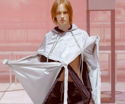 Rick Owens Designed Wearable Tents for SS19
