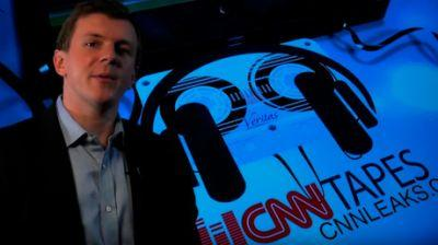 James O'Keefe & ProjectVeritas release more than 100 CNN tapes online