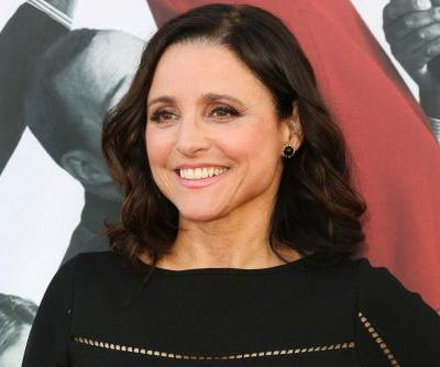 Julia Louis-Dreyfus gets top honor for comedy