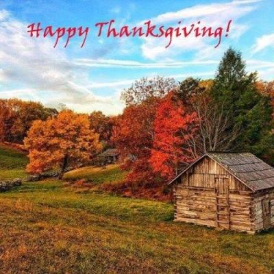 Thanksgiving is a time of togetherness and gratitude. Happy