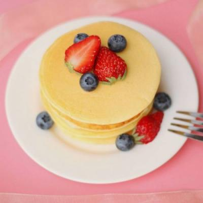 Healthy Banana Pancake Easy Recipe