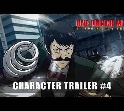 One Punch Man: A Hero Nobody News Introduces Three New Fighters