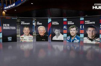Reaction to the NASCAR Hall of Fame Class of 2020