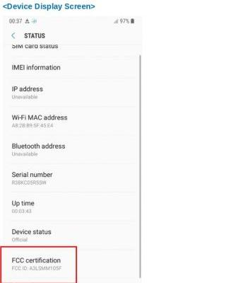 Samsung Galaxy M10 Detailed In FCC Certification, Could Launch Soon