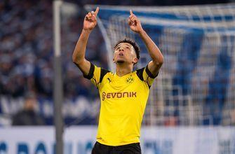 Jadon Sancho gives Borussia Dortmund the win vs. Schalke 04 in the Revierderby | 2018-19 Bundesliga Highlights