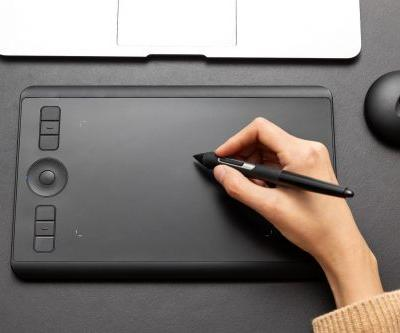 Wacom's refreshed Intuos Pro Small is a portable drawing tablet for pros
