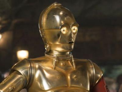 Anthony Daniels Wraps Filming on Star Wars: Episode IX