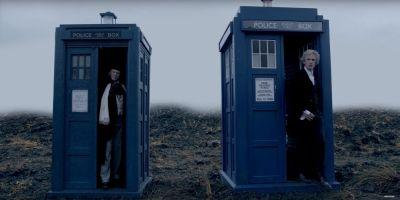 Doctor Who Christmas Special Trailer: The Twelfth Doctor Faces His Past