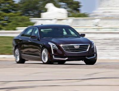 2017 Cadillac CT6 Tested in Depth: Almost a Flagship
