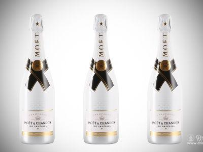 Bubbly and Icy: Moët & Chandon Ice Impérial Blanc NV