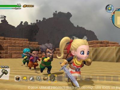 "Dragon Quest Builders 2 Will Have ""Builder Puzzles"" To Challenge The Player"