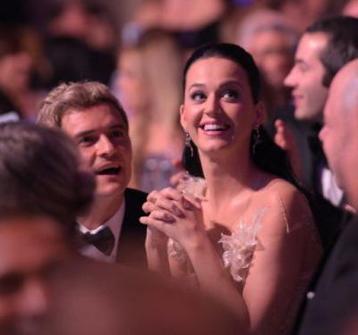Katy Perry and Orlando Bloom are engaged according to their Instagram pics