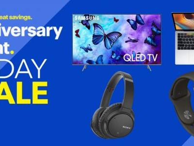 Best Buy 2-day Anniversary Sale: up to $750 off MacBooks, Apple Watch, TVs, much more