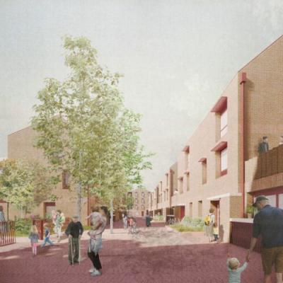 Morris+Company Receives Green Light for an Affordable Housing Project in Barking and Dagenham