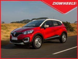Renault Captur Petrol Review: In A Nutshell