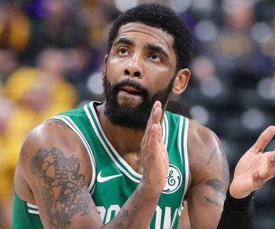 Kyrie Irving's balanced night puts Celtics in driver's seat