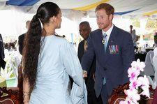 When Harry Met RiRi: Prince Harry Meets Rihanna During His Royal Tour of the Caribbean