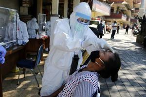 The Latest: WHO says outbreaks add to childbirth death risk