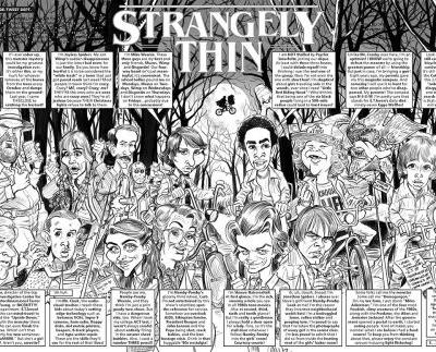 Monday MADness- Stranger Things Pencils!