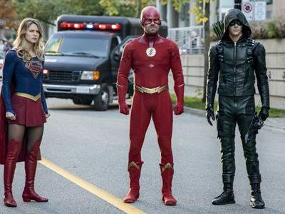 Why Revealing The Arrow-verse's Next Crossover Early Was Great, According To The CW President