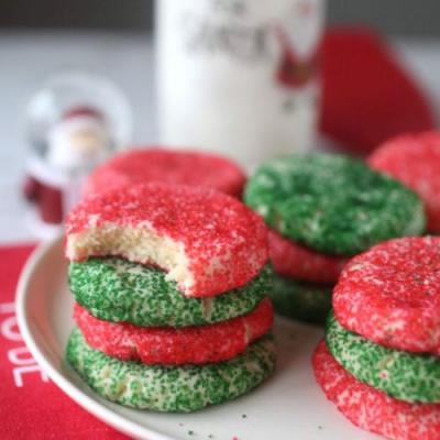 Christmas Butter Cookies