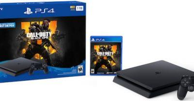 Sony Launches Black Ops 4 Bundle To Celebrate PS4's Fifth Anniversary