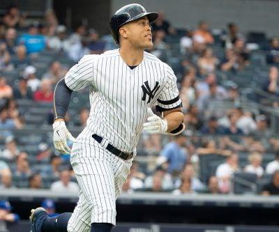 Giancarlo Stanton's injury twist gives this Yankee another chance